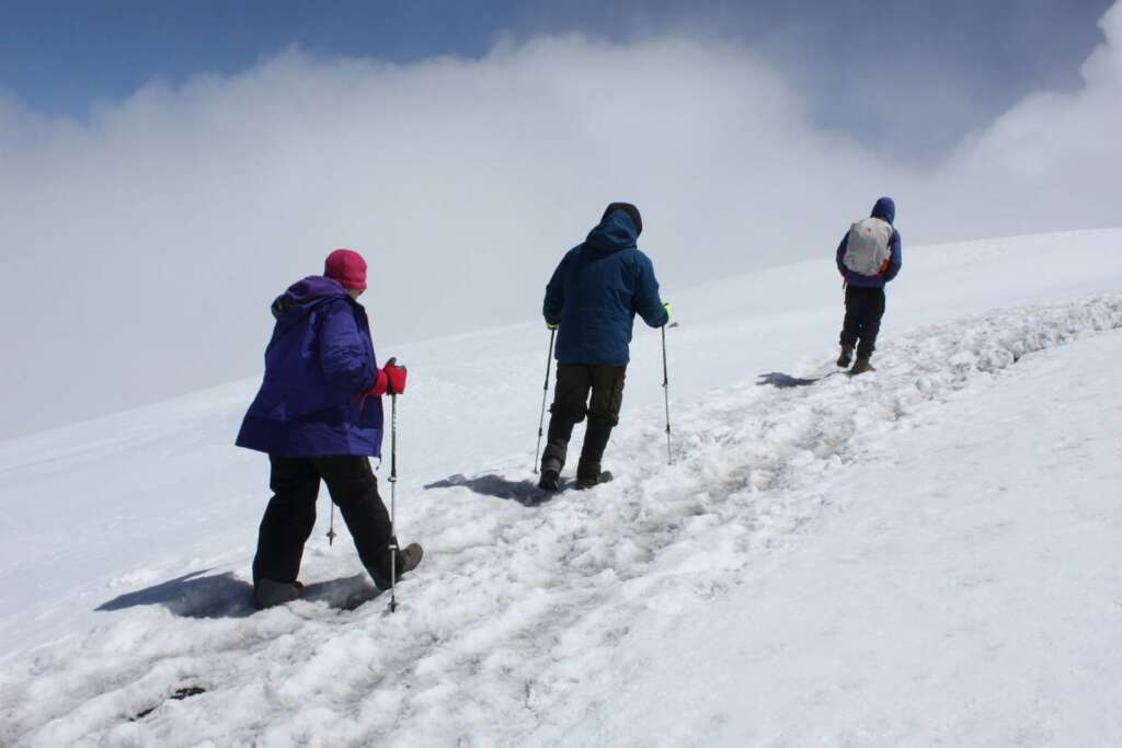 heavenly holistic health coach mountaineering